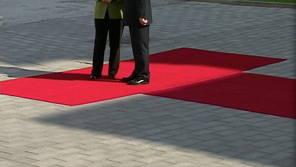Jörg Hommer the red carpet